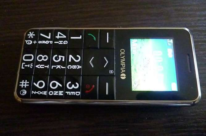 Мобильный телефон Viva OLYMPIA VIVA 2123