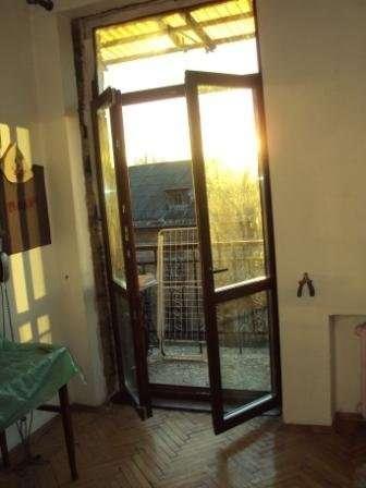 Балконный блок в панельный дом