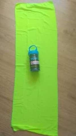 Полотенце Охлаждающее  для спорта и пляжа ICE Towel