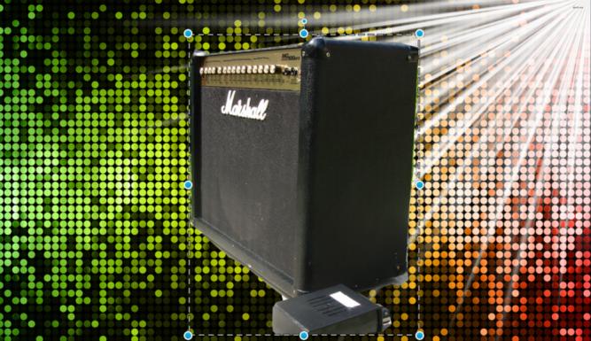 комбоусилитель для электрогитары фирмы  Marshal 100dfx