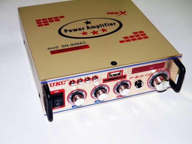 Усилитель звука Xplod SN-909AC - USB, SD-карта, MP3