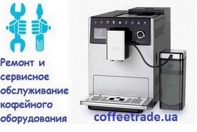 Ремонт кофемашин Киев. Настройка и диагностика кофейных аппаратов