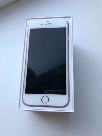 iphone 6s, 64 гб, rose gold.