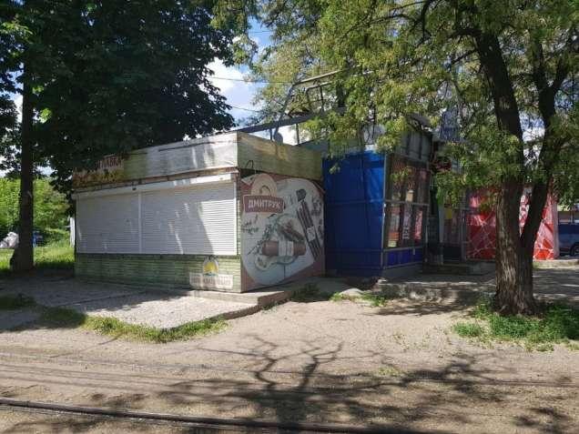 Сдам павильон на Героев Сталинграда