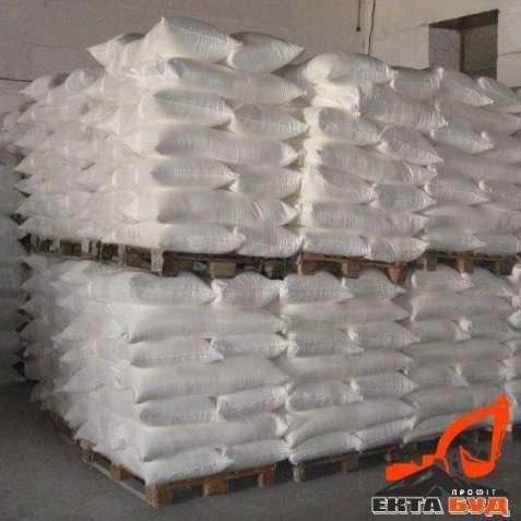 Соль техническая в мешках 40кг для посыпки тротуаров и дорог