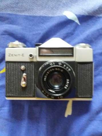 Продается фотоаппарат Зенит-Е
