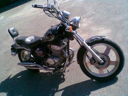 """Мотоцикл """"Ракета-Мото"""" Cruise II, чоппер"""