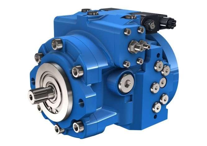 Ремонт гидронасоса Poclain Hydraulics PM30-25 - зображення 2