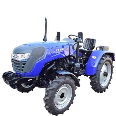 Міні-трактор Foton FT244H (24 к.с. 3 цил. ГУР. КПП (4+1)х2. Доставка