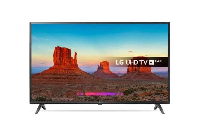Новый телевизор LG 43UK6200 ,2018год, 4К,Smart, WI-FI,гарантия 12мес