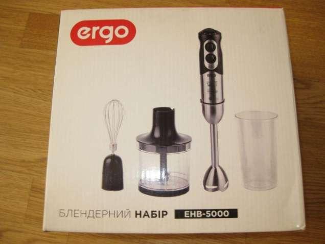 Блендер ERGO EHB 5000