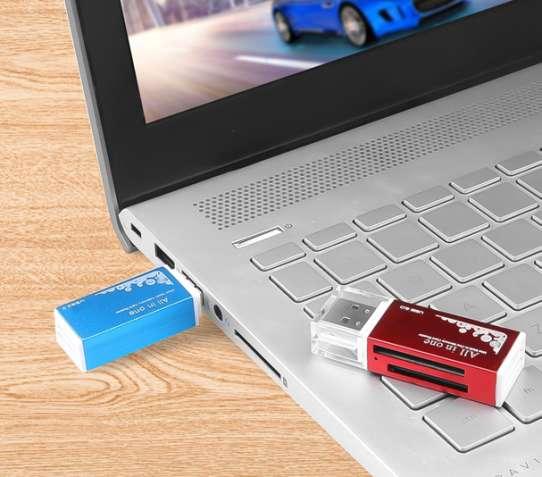 Кардридер универсальный USB 2.0 - зображення 2