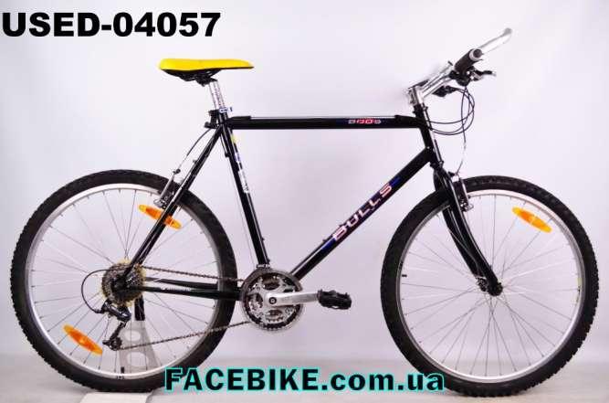 БУ Горный велосипед Bulls-Гарантия,Документы-Большой выбор!
