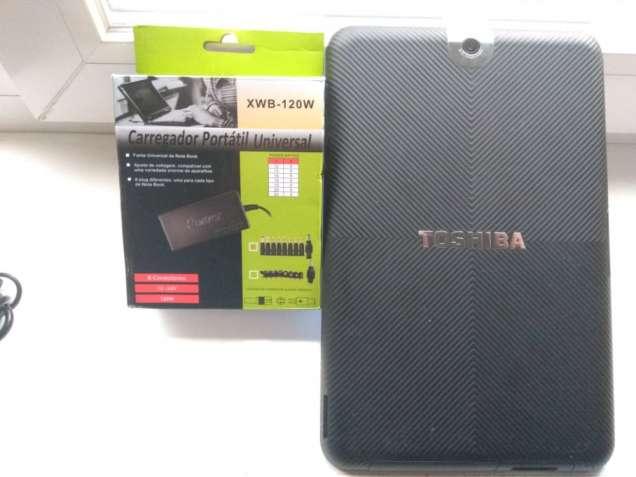 Продам планшет Toshiba AT100+ универсальная зарядка 96/120W,супер. - изображение 7