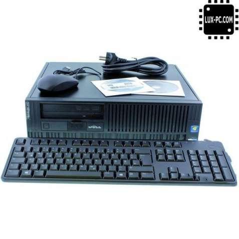 4 ядерный системный блок Dell OptiPlex XE / Quad Q8300 4 ядра / ОЗУ 8