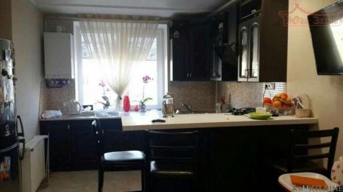 Двухкомнатная квартира с кухней-студией, кирпичный дом Микромегас
