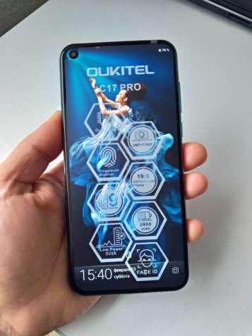 Oukitel C17 Pro 4/64Gb blue