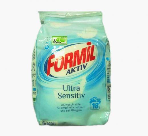 FORMIL Aktiv Ultra Sensitive (1, 215 кг - 18 стирок)Ручне прання