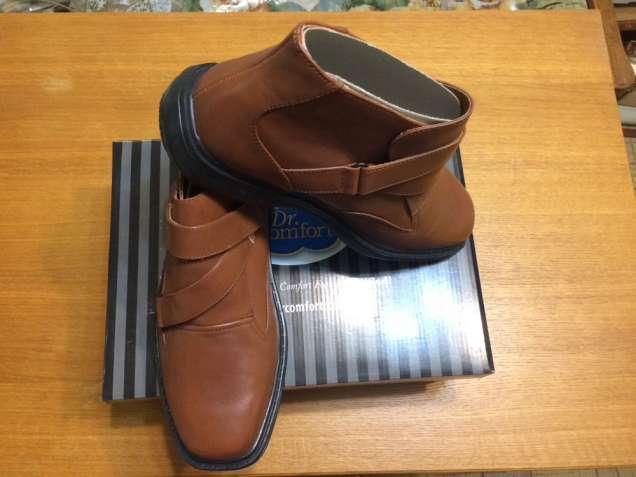 Демисезонные ботинки 42 размер Dr. Comfort