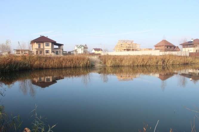 Участок на озере, 15 соток, с. Гнедин, КГ Радуга