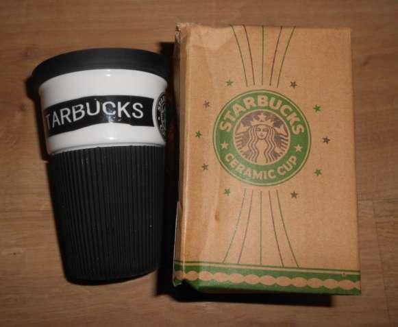 Чашка Керамический Starbucks 400 мл с уценкой