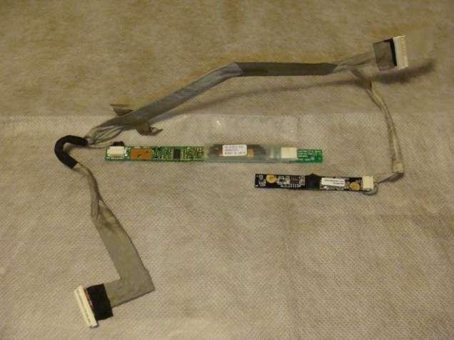 Продам инвертор в сборе от ноутбука Fujitsu Siemens AMILO Pa 3515