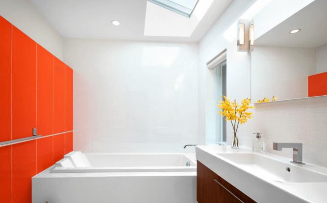 Современная мебель для ванных комнат на заказ.