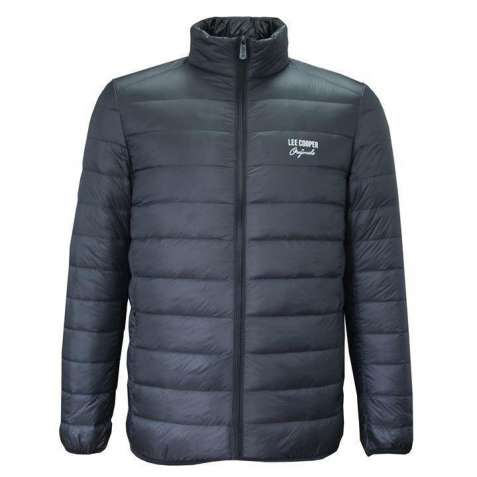 Чоловіча куртка Lee Cooper Seamless Down Jacket Mens весна осіньАнглія d21ca8ea0aac1