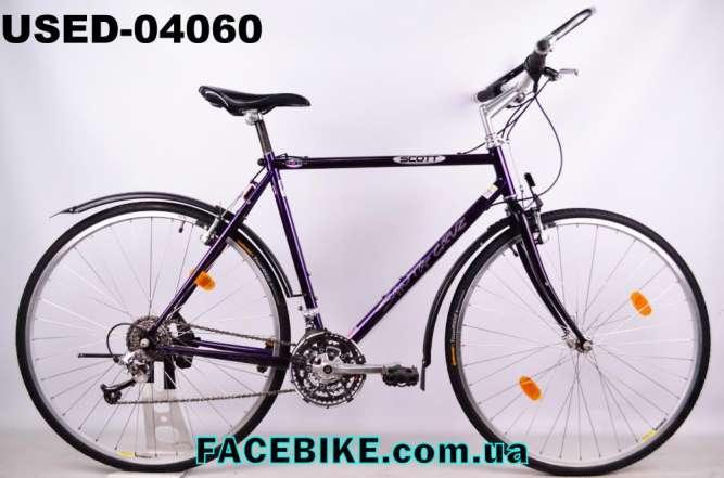 БУ Гибридный велосипед Scott-Гарантия,Документы-Большой выбор!