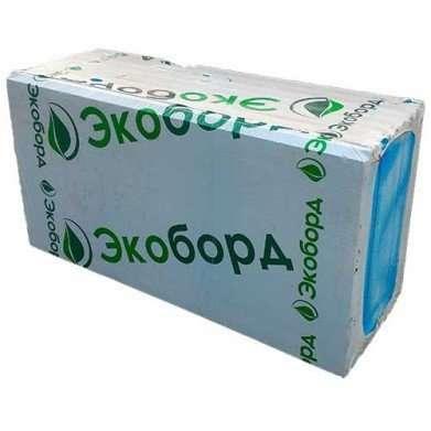 Продам экструдированный пенополистирол Экоборд 20мм, 1200х600