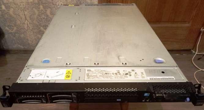 Сервера Ibm X3550 M3 - 1xxeon E5620, 2.4ghz в хорошем состоянии