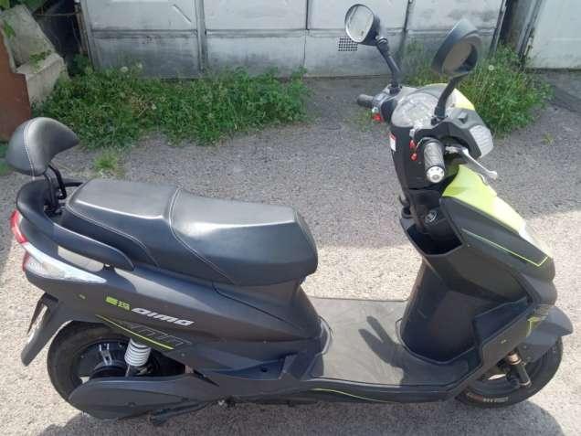 Продам почти новый скутер в отличном состоянии