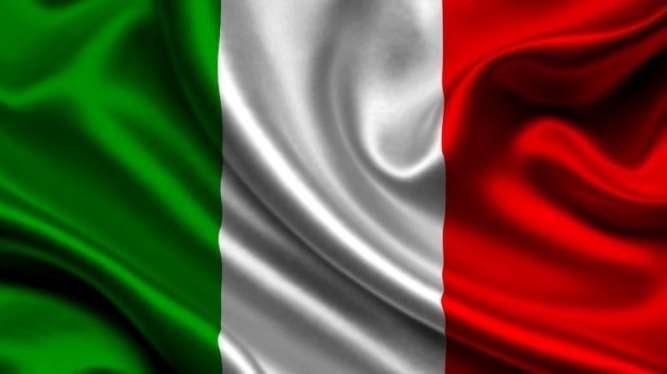 Работа в Италии.