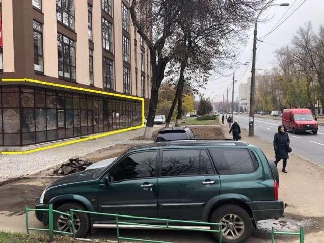 Аренда фасадного помещения 200м2 на Подоле улица Фрунзе без комиссии