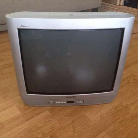 Телевизор б/у Thomson,диагональ 21 дюйм (54 см)