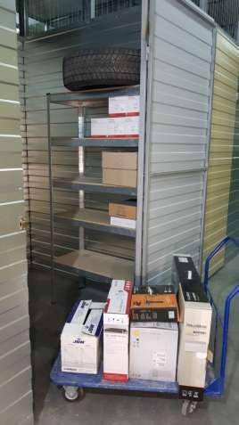Индивидуальный склад для хранения вещей (замена гаражам)