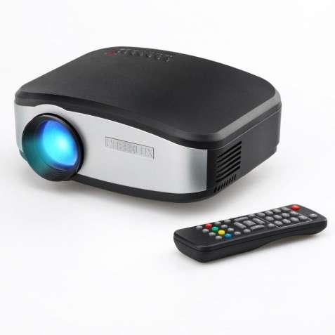 Проектор LED MHZ Cheerlux C6
