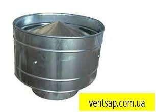 Дефлектор из оцинкованой стали,  - 0,5мм Д315.00.000, диаметр 315 мм.