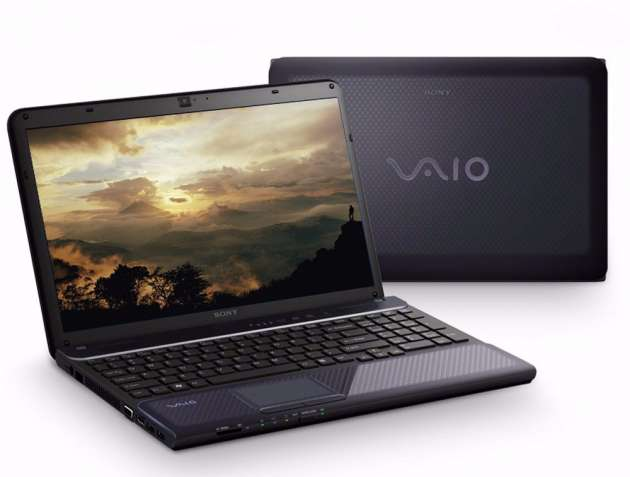 Шикарный ноутбук Sony Vaio (i3, 4 Gb, 500HDD)