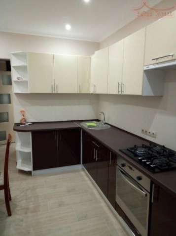 Однокомнатная квартира в кирпичном доме на Сахарова с АОГВ