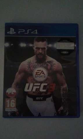 UFC 3 на ps4. Продажа или обмен на a way out