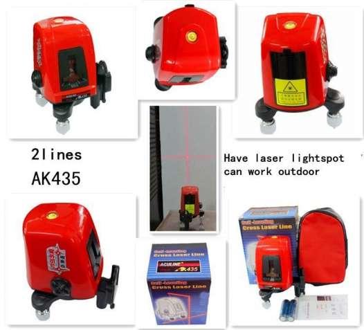 Лазерный уровень АК435