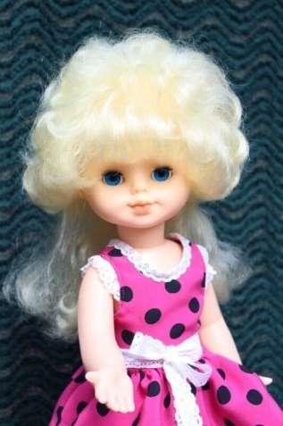 Кукла- лялька-куколка. Машенька - Киев 50 см.