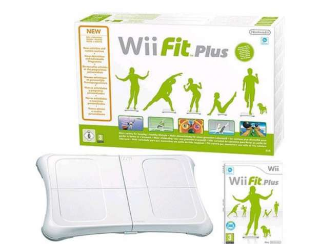 Wii FIT PLUS Доска Balance Board