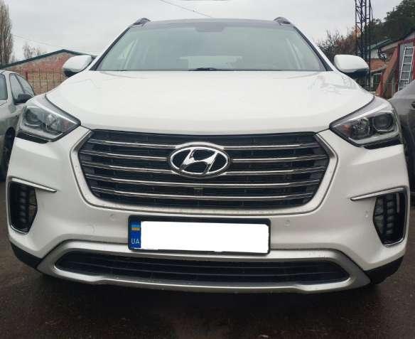 Hyundai Grand Santa Fe XL 2017 Limited Ultimate