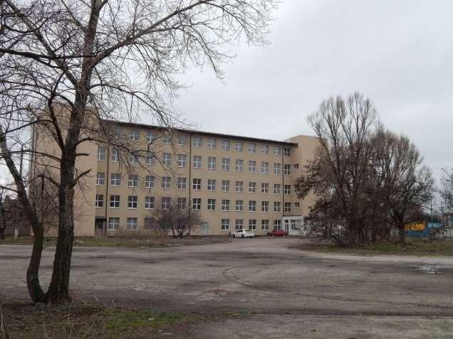 ПРОДАМ Н - пятиэтажное здание, общей площадью 3615 м2