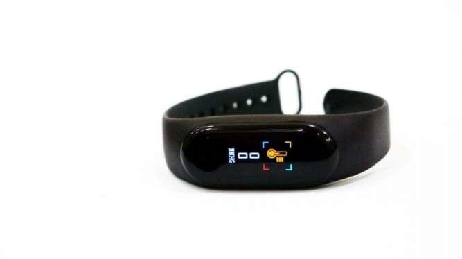 Xiaomi Mi Band 3 Фитнес браслет смарт часы Спортивный трекер м3 - изображение 5