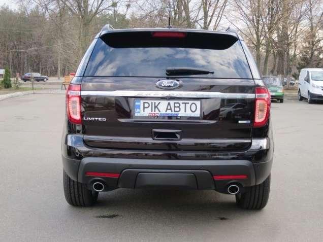 Ford Explorer 3.5i V6 AWD Limited 2014 - изображение 3