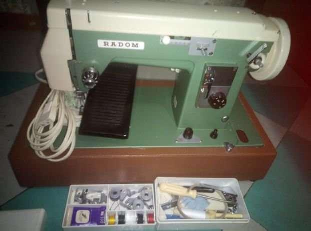 Швейная машина Radom для вышивки и шитья