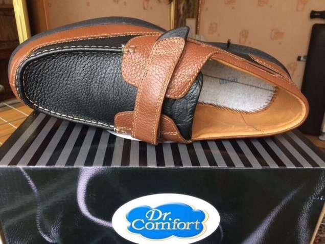 Макасины-туфли 50 размер Dr. Comfort